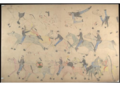 Red Horse pictographic account of the Battle of the Little Bighorn, 1881. 9500.png