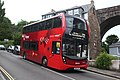 Redruth Station Hill - First 33463 (WK66CDF).JPG