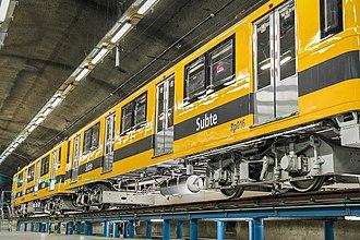 Emepa Group - Image: Refurbished Siemens O&K 4
