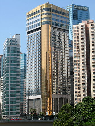 Regal Hotels International - Regal Hongkong Hotel