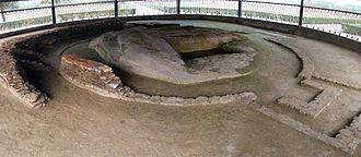 Vaishali (ancient city) - The Relic Stupa of the Licchavis at Vaiśālī