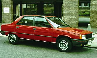 Renault 9 and 11 - Renault 9 (phase 1)