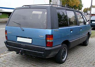 Renault Espace - Renault Espace facelift