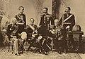 Representatives of Denmark at the coronation of Nicholas II.jpg