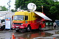 Rescue Command and Communications Post Vehicle FCV07 of Fire Bureau, Taichung City Govement 20150606.jpg