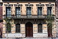 Resedenital building on Calle Mesones in Historic centre of Mexico City 2019-10-03.jpg