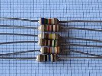 Grupo de resistores