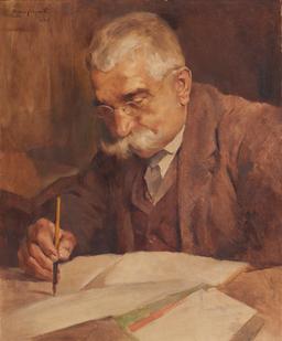 Retrato de senhor (1935) - Mário Augusto