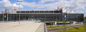 Messe Düsseldorf - Rheinhallen of Messe Düsseldorf