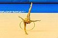 Rhythmic gymnastics at the 2017 Summer Universiade (36826336920).jpg