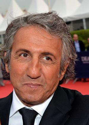 Richard Anconina - Richard Anconina in 2014