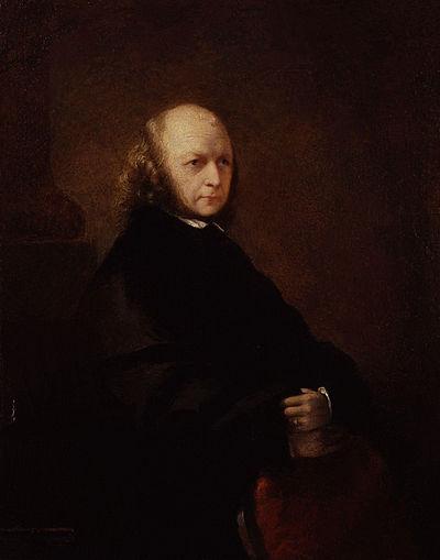Richard Henry Horne, English poet and critic