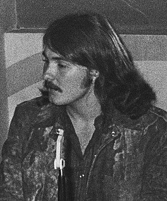 Rick Roberts (musician) - Roberts in 1970