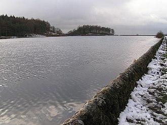 Macclesfield Forest - Ridgegate Reservoir