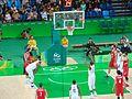Rio 2016 - Men's basketball USA-SRB (29422414046).jpg