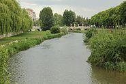 Rio Arlanzon in Spring