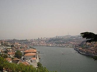 Grande Porto - Douro River at Grande Porto, Portugal's second most populated subregion