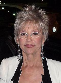 Rita Moreno Puerto Rican singer, dancer and actress