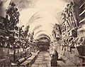 Rive, Roberto (18..-1889) - n. 1593 - Veduta delle catacombe di Palermo.jpg
