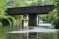 River Avon, Newbridge Railway Bridge - geograph.org.uk - 180170.jpg