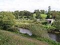 River Drumragh, Omagh - geograph.org.uk - 245730.jpg