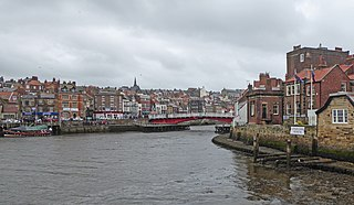 Whitby Coastal town in North Yorkshire, England