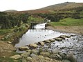 River Lyd at the foot of Brat Tor and Arms Tor - geograph.org.uk - 1027538.jpg