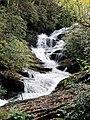 Roaring Fork Falls Black Mountain Campground Pisgah Nat Forest NC 4352 (37947666551).jpg