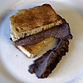 Roast beef toasted sandwich - photo 2.jpg