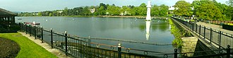 Culture and recreation in Cardiff - Image: Roath Park Billy Sastard