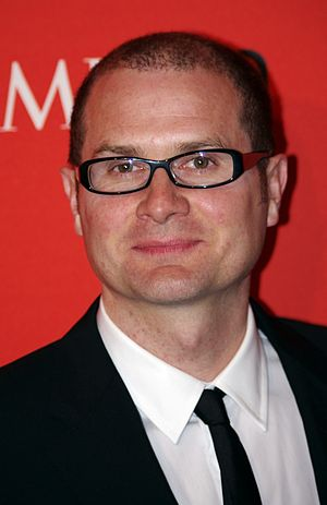 English: Rob Bell at the 2011 Time 100 gala.