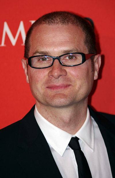 Rob Bell, American author and pastor