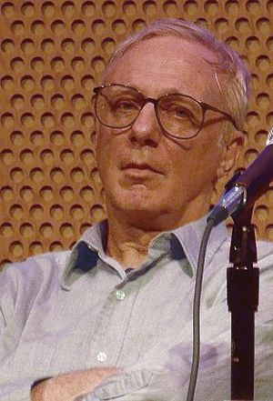 Music journalism - US music writer Robert Christgau, one of the first rock critics in the 1960s