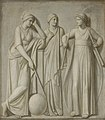 Robert Fagan - The Muses, Urania, Erato and Calliope.jpg