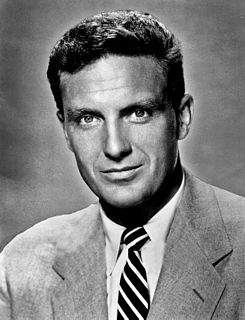 Robert Stack American film and television actor