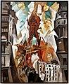 Robert delaunay, campo di marte, la torre rossa, 1911-23.jpg