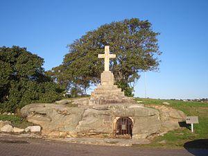 Rodd Point - Rodd Point memorial