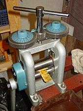 Rolling (metalworking) - Wikipedia