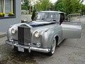 Rolls-Royce Silver Cloud in Álomautó Múzeum (front).jpg