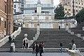 Rom, die spanische Treppe.JPG