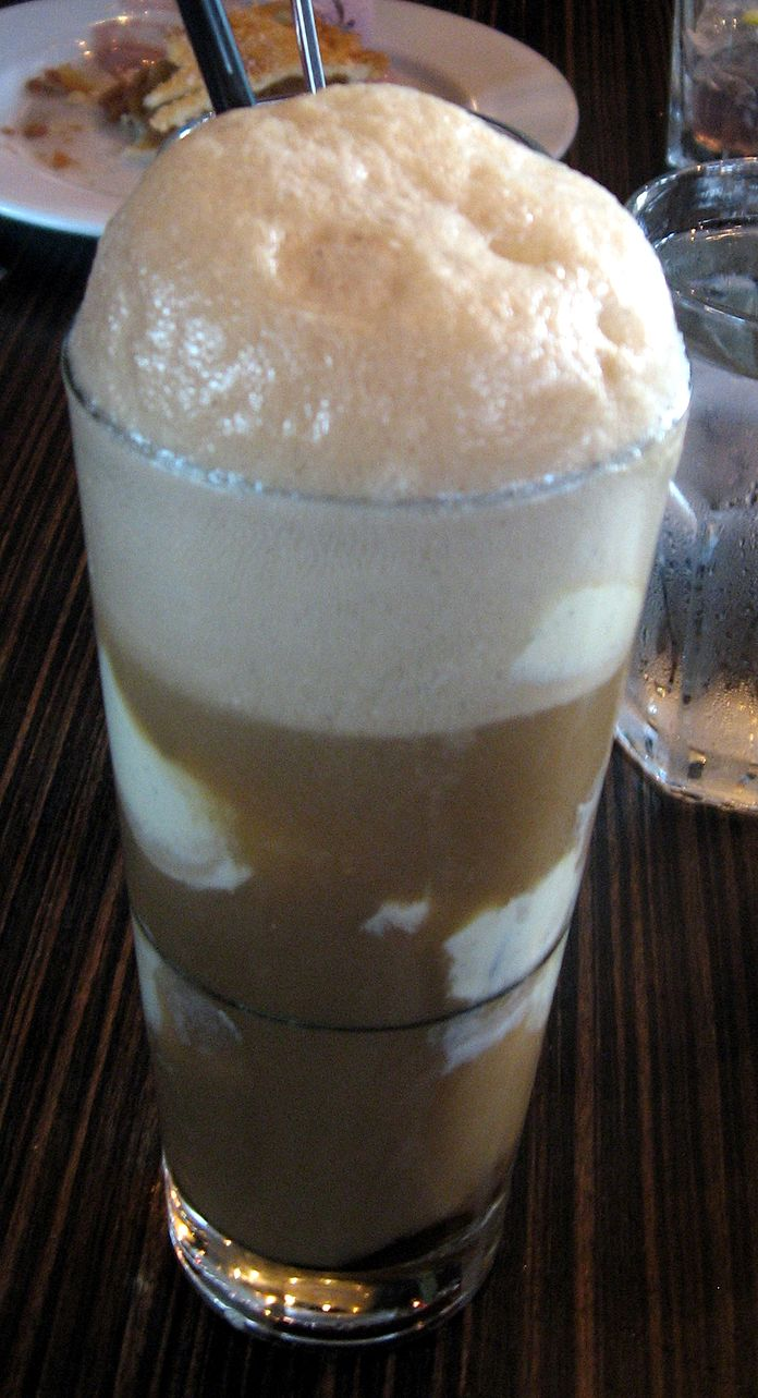 Root Beer Float Cake Like Red Robin S