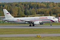 VQ-BCG - A320 - Rossiya