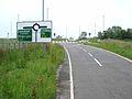 Roundabout near Littleport - geograph.org.uk - 463183.jpg
