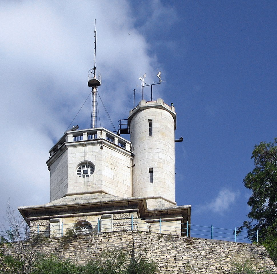 Rousse-weather-station