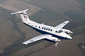 Royal Air Force King Air B200 Training Aircraft MOD 45153010.jpg