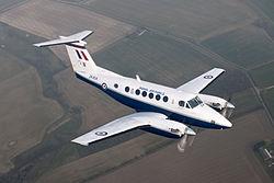 Royal Air Force King Air B200 Training Aircraft MOD 45153010.jpg