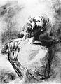 Rudolf Heinisch, Kreuzweg - XIV. Christus ruht im Grabe, 1945.jpeg