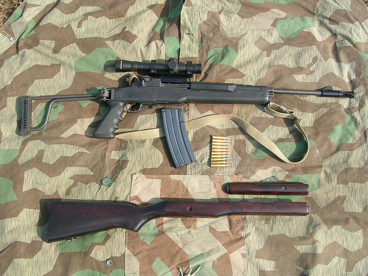 Ruger Mini-14 — Wikipédia