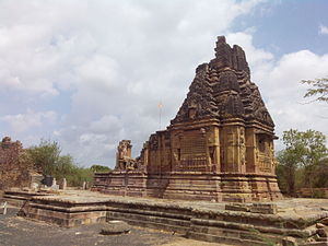 History of Kutch - Ruined Shiva Temple built by Lakho Phulani at Kera