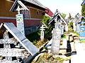 Rumunia, Sapanta, Wesoły Cmentarz(Aw58)4.jpg